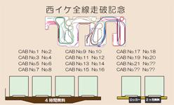 クリアカード表。表のデーター下さい